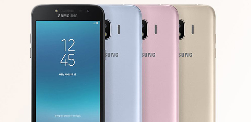Samsung Galaxy J2 Pro 2018 Android Brasil