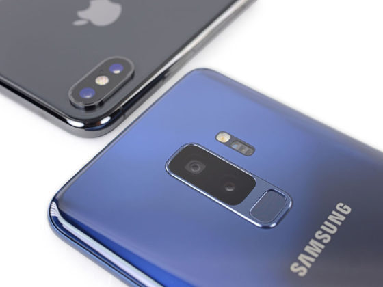 Samsung, Apple, iOS, Android, Xiaomi IDC Huawei Apple iPhone X Samsung Galaxy S9 Android