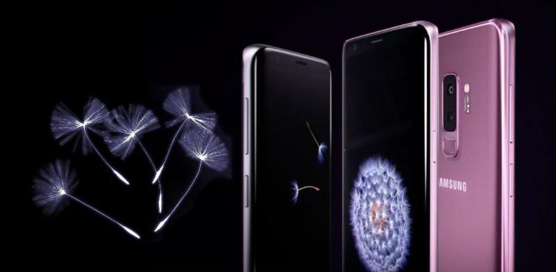 Samsung Galaxy S9 Galaxy A7 Android