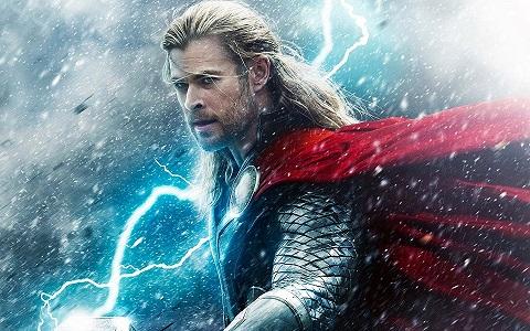Thor Marvel Avengers Infinity War