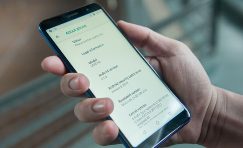 Android: Umidigi A1 Pro chegará para conquistar a gama de entrada