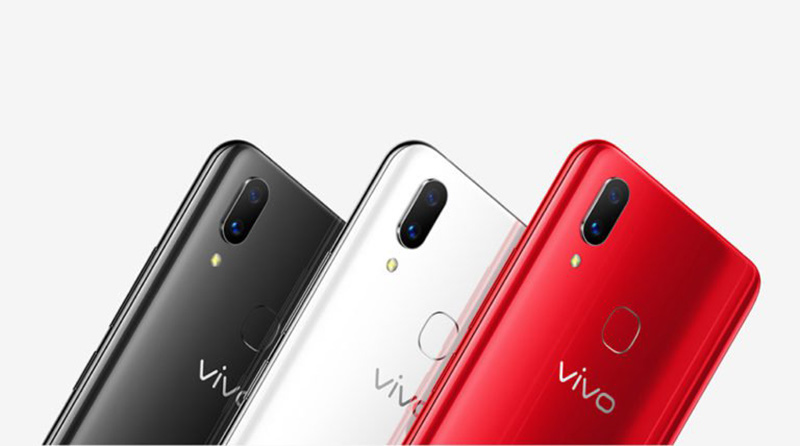 Vivo X21 smartphone Android