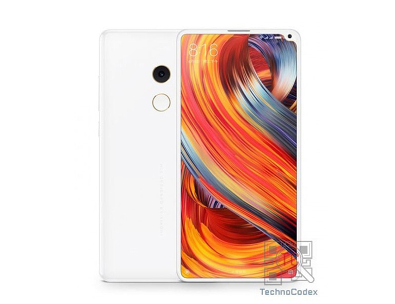 Samsung Galaxy S9 Xiaomi Mi MIX 2S Android