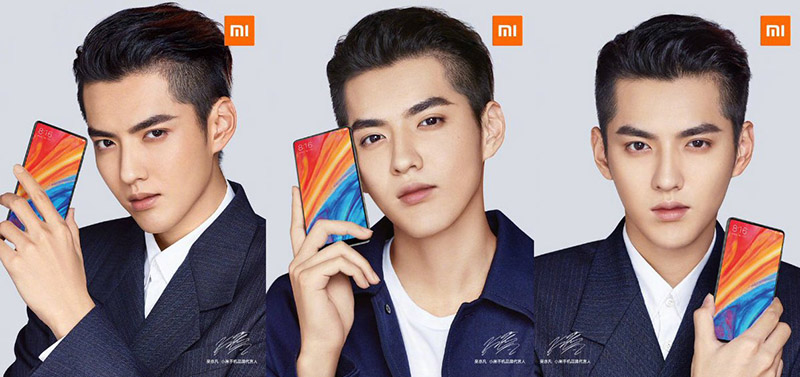 Xiaomi Mi MIX 2S smartphone Android