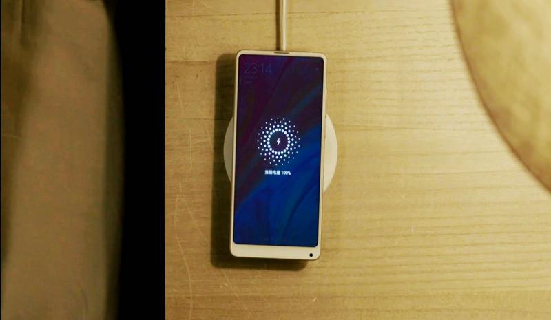 Xiaomi Mi Mix 2S: O primeiro (de muitos) com carregamento sem fios