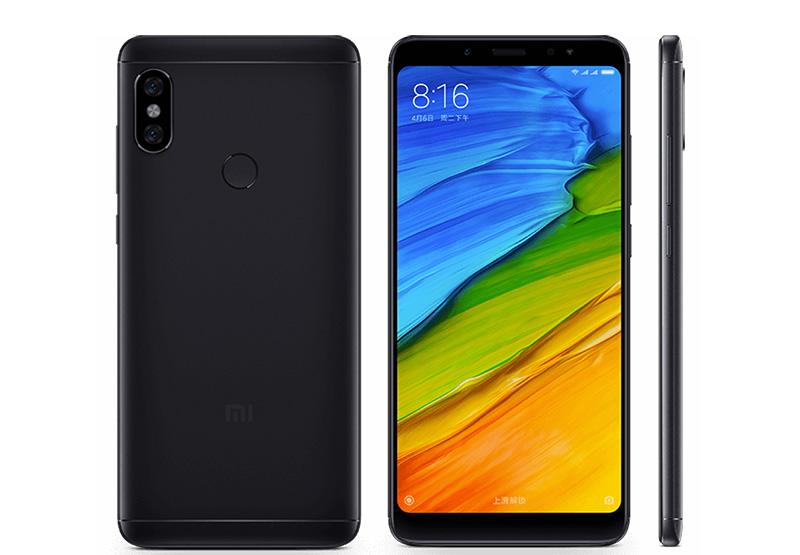 Xiaomi Redmi Note 5 Android