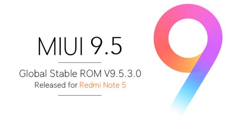Xiaomi Redmi Note 5 começa a receber a versão estável da