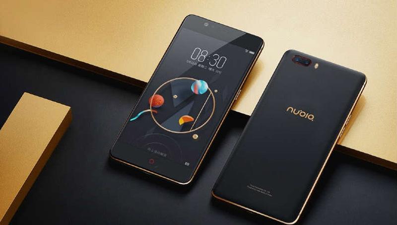 ZTE Nubia Android Puro