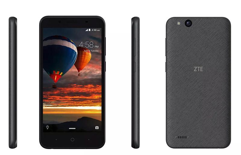ZTE Tempo Go Android Go Nokia 1