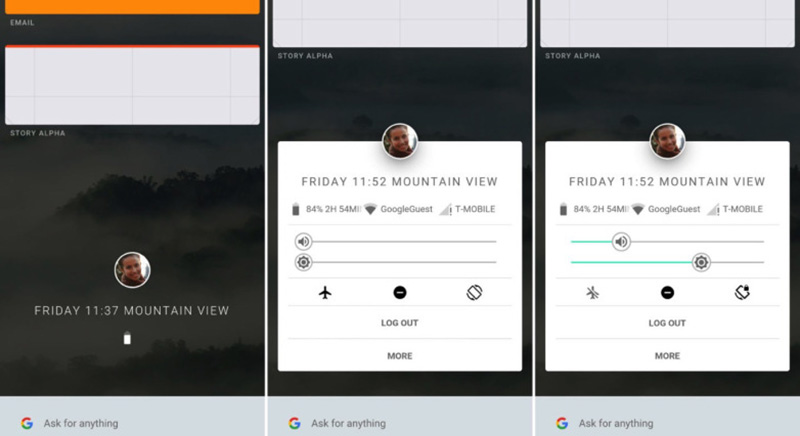 Flutter Google Android Fuchsia
