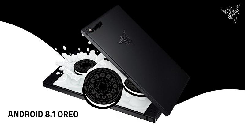 Razer Phone Android Oreo 8.1