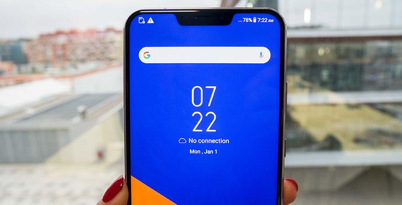 GeekBench ASUS Zenfone 5Z Xiaomi Mi MIX 2s AnTuTu 3 Android