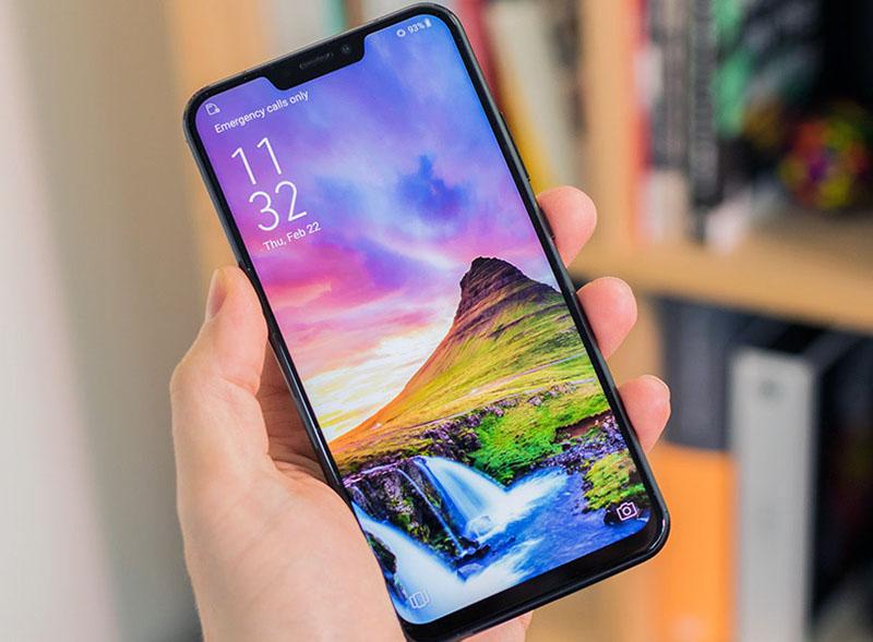 Huawei P20 Lite ASUS Zenfone 5Z Xiaomi Mi MIX 2s AnTuTu 4