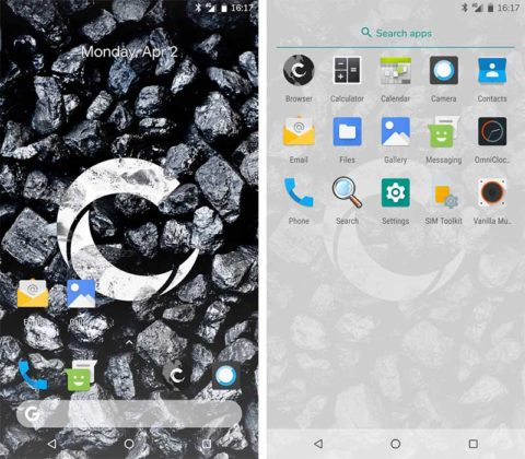 Android Oreo CarbonROM Xiaomi OnePlus