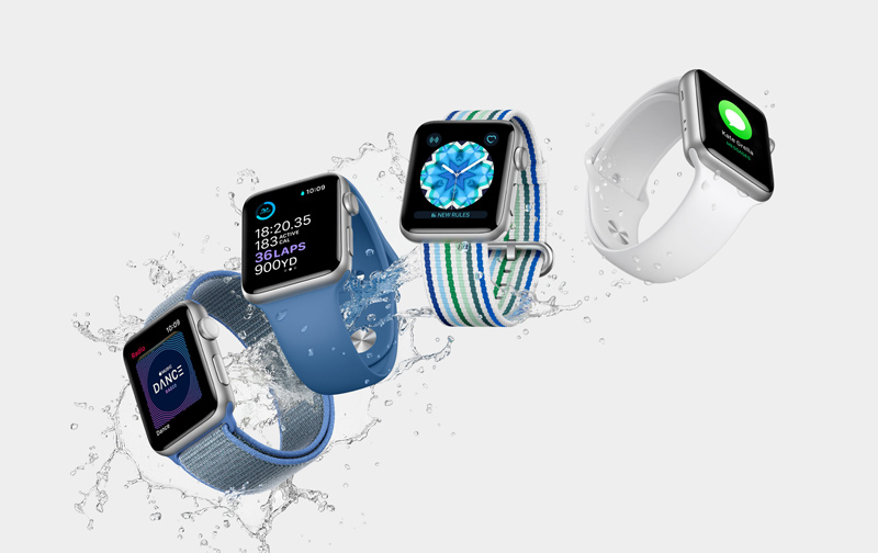 Apple iOS Watch Android Google
