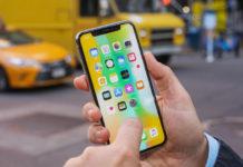 Apple iPhone X iPhone 8 Plus iOS