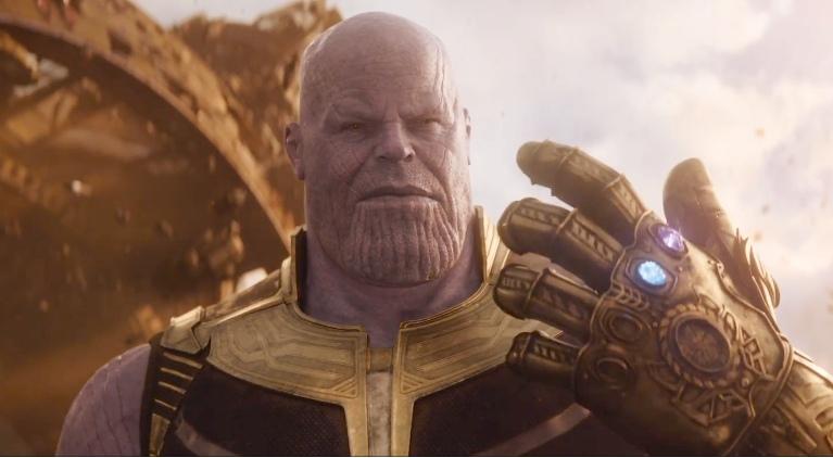 Avengers Infinity War Thanos Marvel Filme