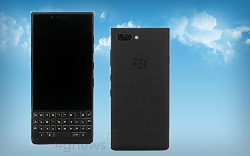 BlackBerry Athena Android Oreo Google