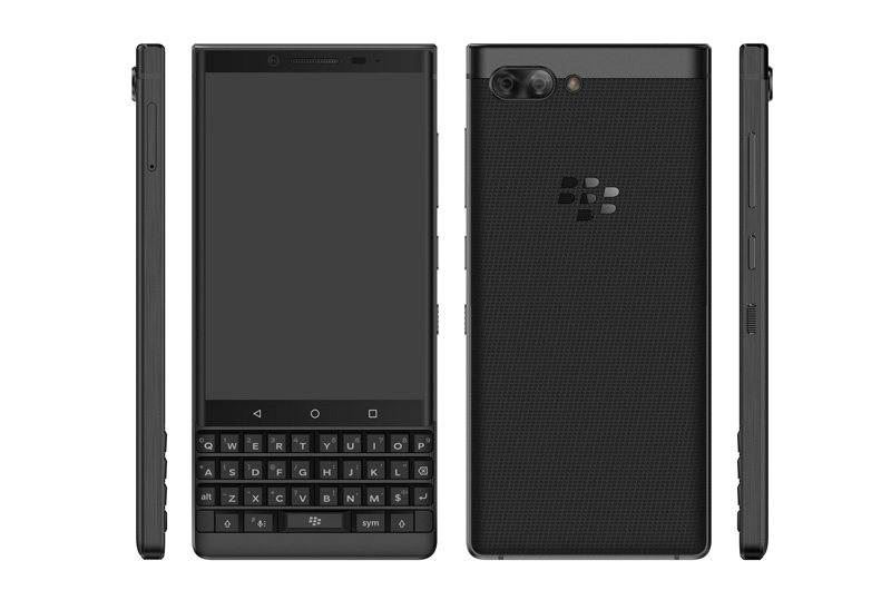 Android. Assim será o próximo BlackBerry KeyTwo