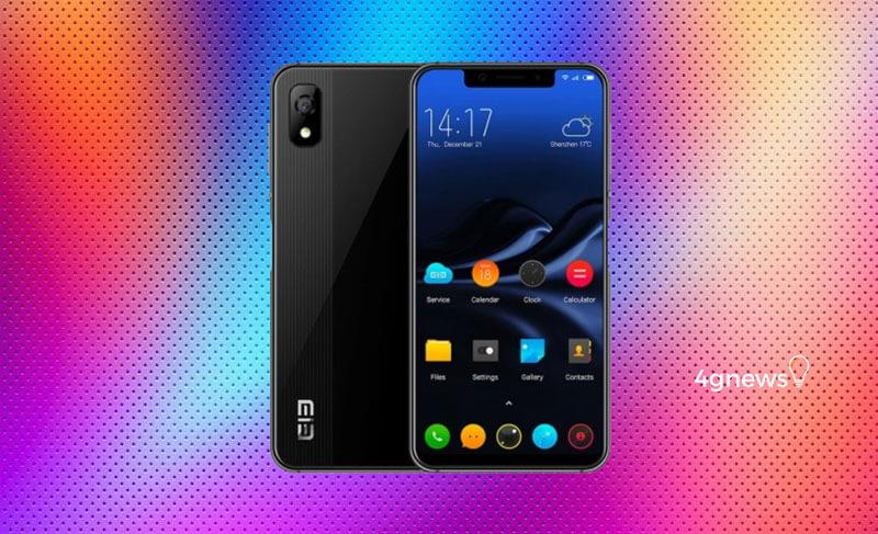 Android. Elephone E4 é um smartphone elegante por 83€ (stock limitado)