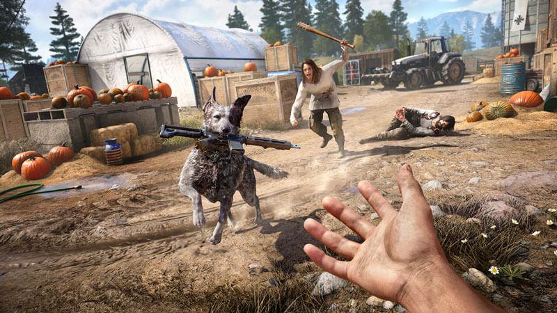 Lançamento oficial de Far Cry 5 - Tudo o que precisas de saber