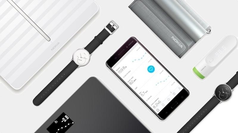 Google Nokia saúde