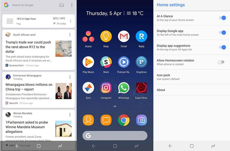Google Pixel Launcher Android antigo