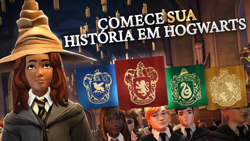 Google Play Store Android Harry Potter iOS