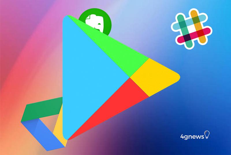 Google Play Store: 10 aplicações de produtividade para o teu Android