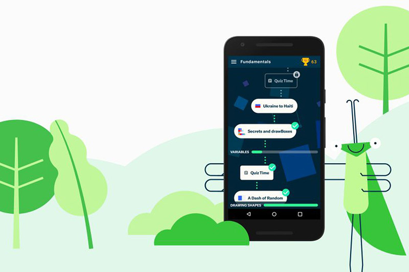 Grasshopper Google Android iOS 2 jogo