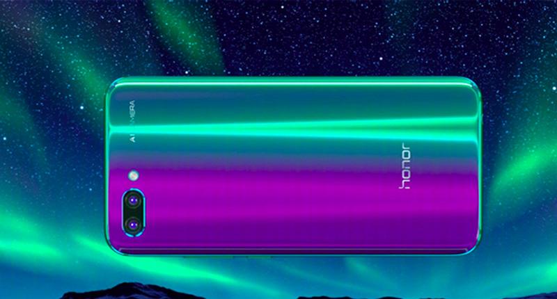 Huawei Honor 10 Android capa