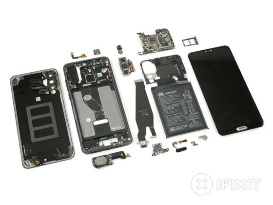 Huawei P20 Pro iFixit Android