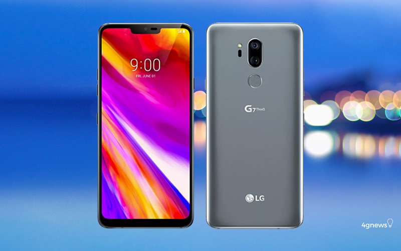 Tal como o Huawei P20, o LG G7 ThinQ dará para esconder a Notch