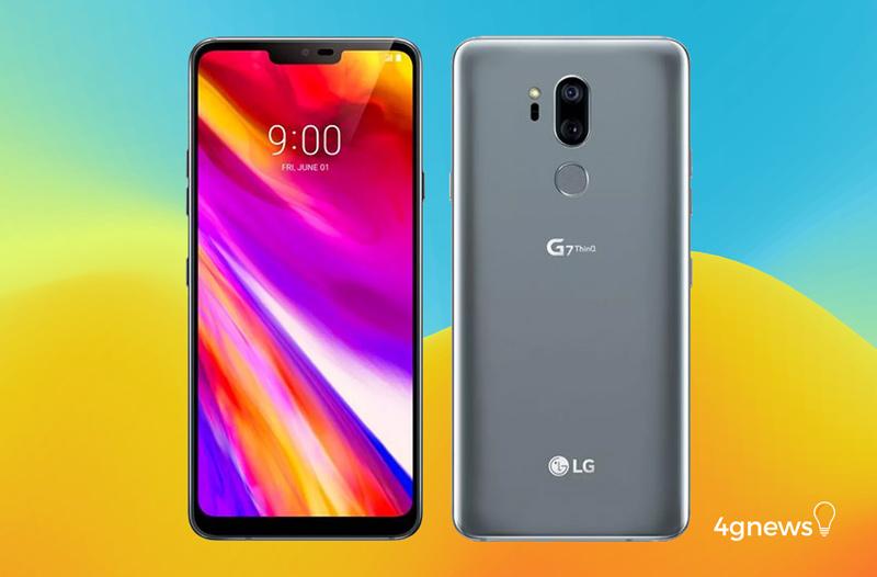 LG G7 ThinQ. Todo de gama Android chega a Portugal por 849€