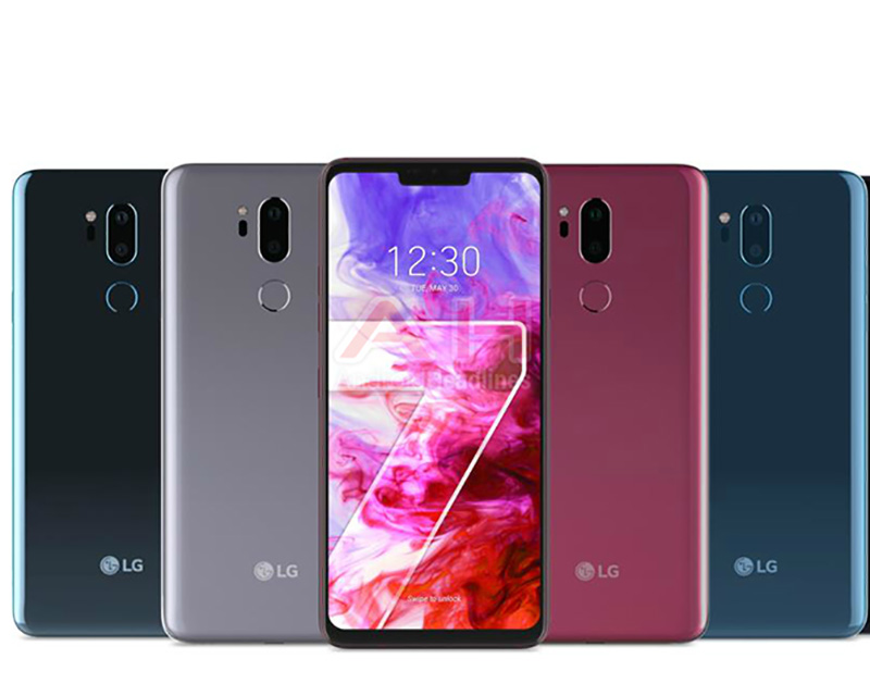 LG G7 ThinQ Android Oreo 1