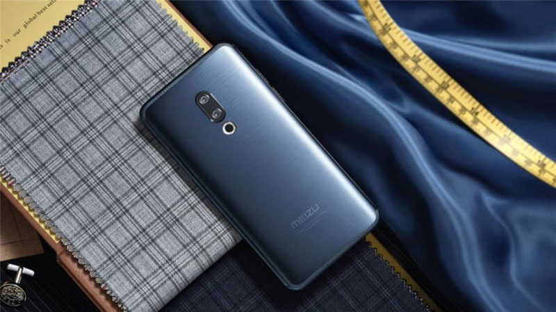 Meizu 15 Android Oreo smartphone