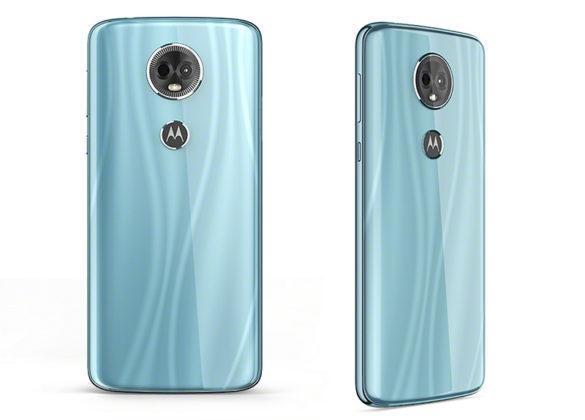 Motorola Moto E5 Plus Android Oreo