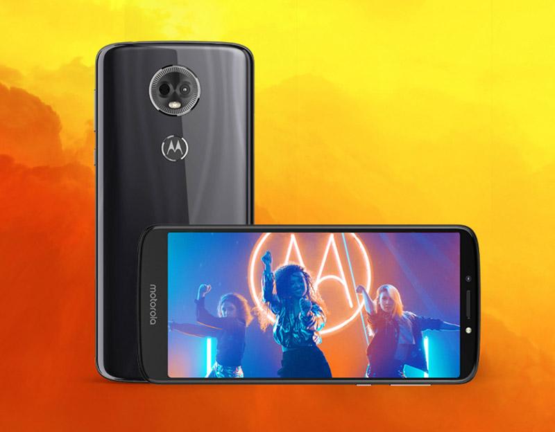Motorola Moto G6 Plus Android