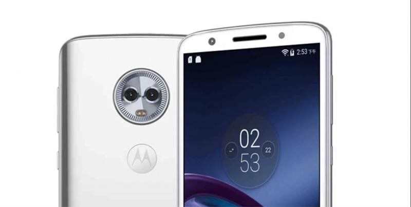 Motorola Moto G6 Plus Snapdragon Android Oreo