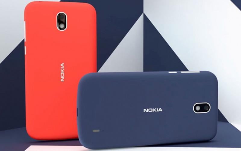 Nokia 1 Android Go atualização