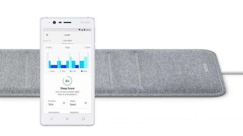 Nokia Health Google Samsung