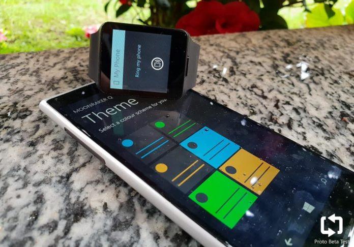Nokia Moonraker Microsoft smartwatch