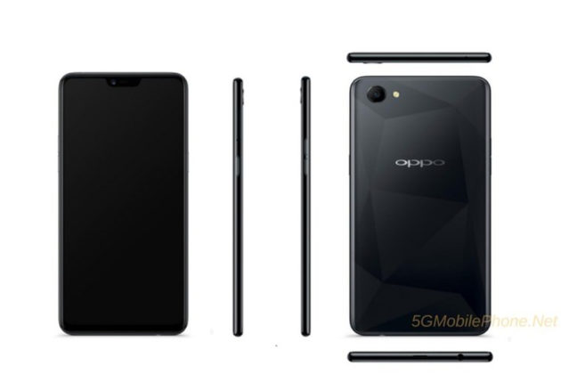 OPPO A3 Android smartphone