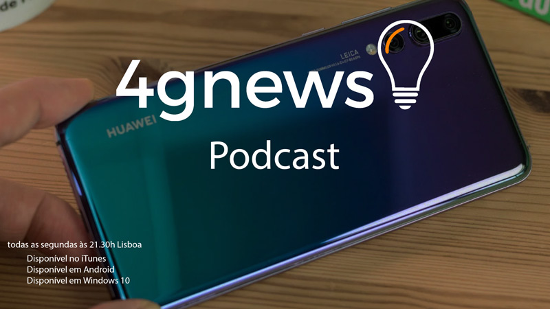 Podcast 193: Huawei P20, novo Apple iPad e Xiaomi Mi Mix 2S