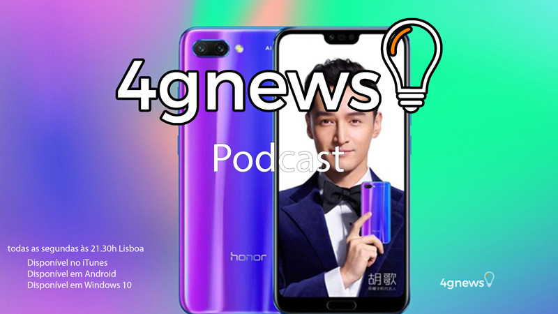 Podcast 196: Huawei, Honor, OnePlus e Apple! ft. Bernardo Almeida