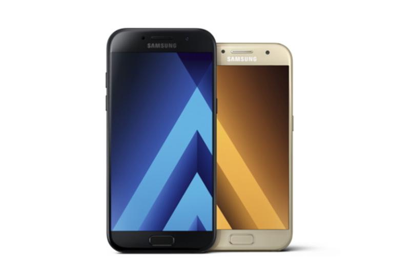 Samsung Galaxy A5 Samsung Galaxy A7