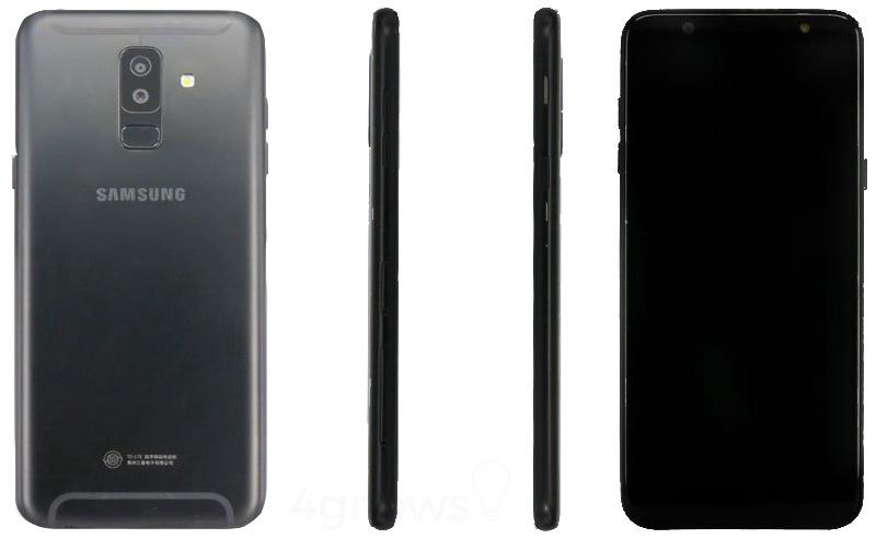 Samsung Galaxy A6 Android Oreo Android Oreo da Google