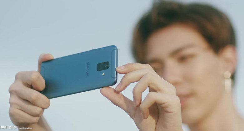 Samsung Galaxy A6 Android Oreo