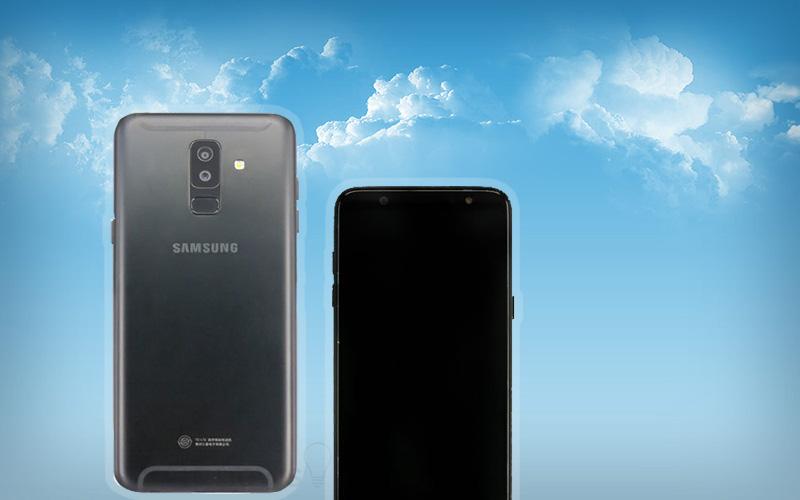 Samsung Galaxy A6 Android Oreo da Google