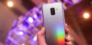 Samsung Galaxy A8 Cnet Android Oreo